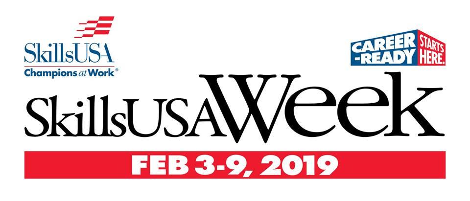 SkillsUSA Week – Feb.3-9
