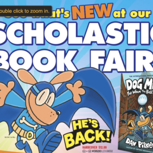 Fall Book Fair – Oct. 21-24